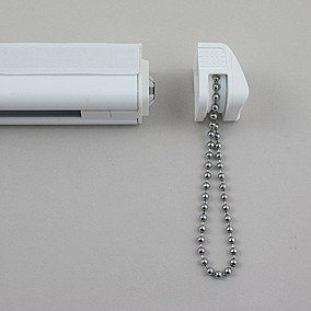 Deluxe 3 Rotary Chain Roman Blind Kit 60cm Wide