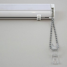 Compact 2 Rotary Chain Roman Blind Kit 180cm Wide