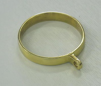 Brass Curtain Rings For Curtains Ring