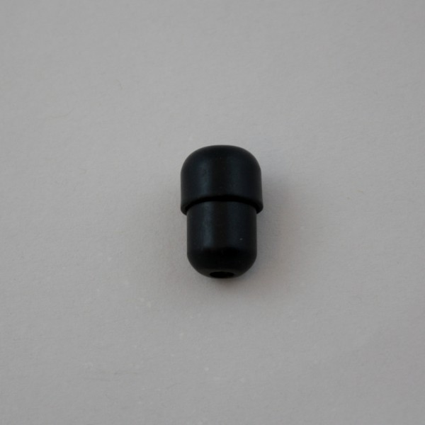 Brass Cord Connector For Roman Blinds Black Finish Corconbl