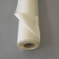 IVORY - 100% Cotton sateen lining, Solprufe finish. Rolled full-width