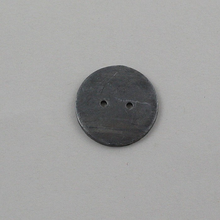 Lead penny weights 28mm dia to sew into curtain hems